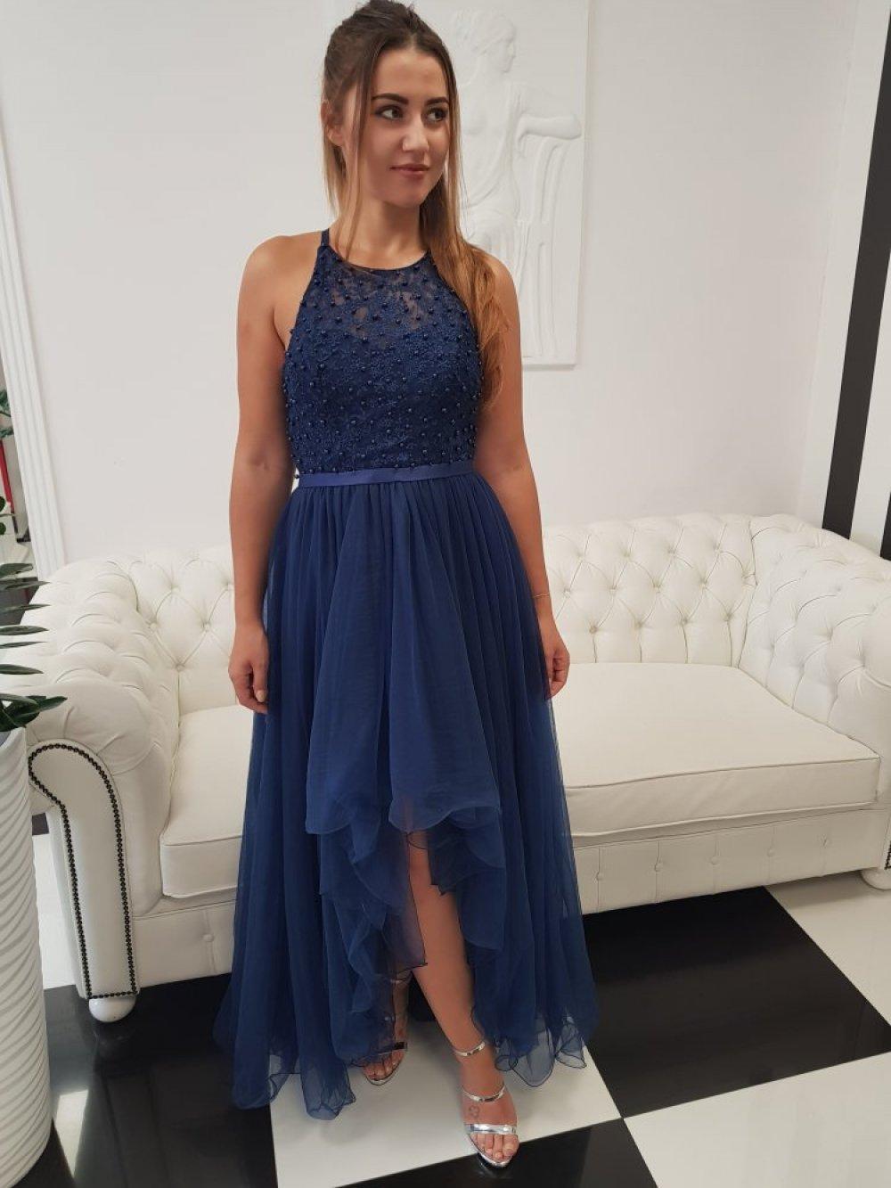 Sukienka Mia Granatowa