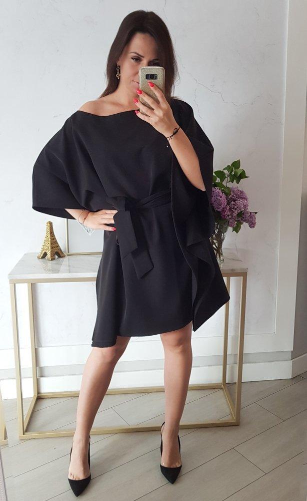 Sukienka Kimono Czarne
