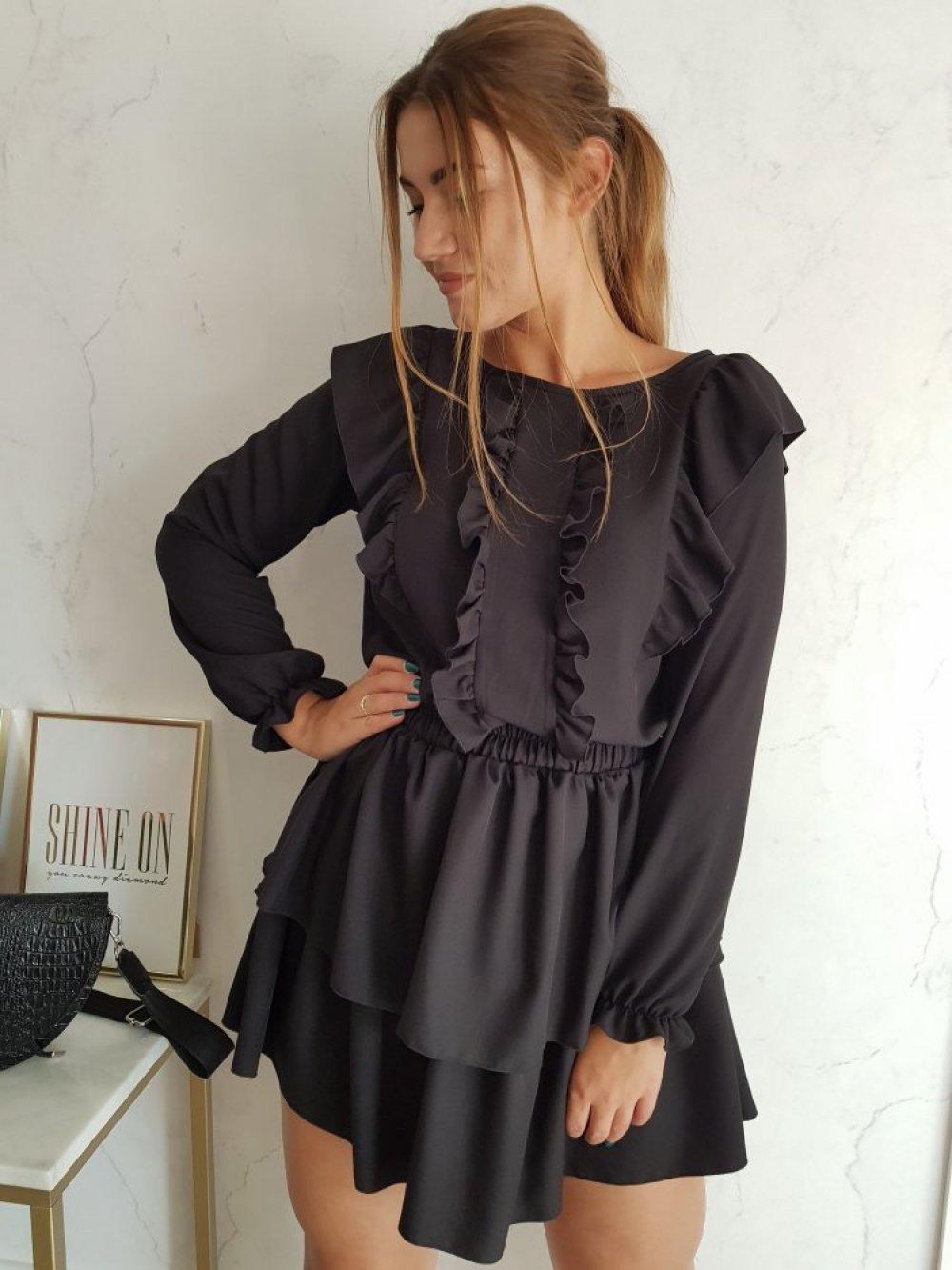 Sukienka Mia II Czarna