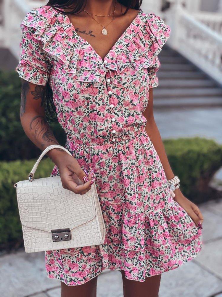 Sukienka Megi Kwiatki