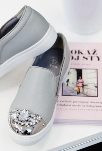 Buty Cristal Grey 1