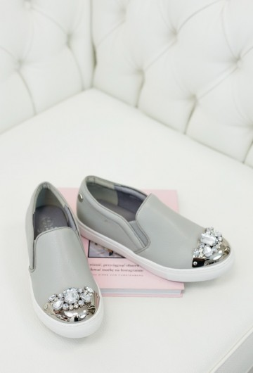 Buty Cristal Grey
