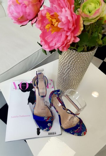 Sandałki Silk 1