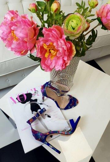 Sandałki Silk 5