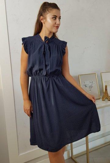 Sukienka Marii Granat
