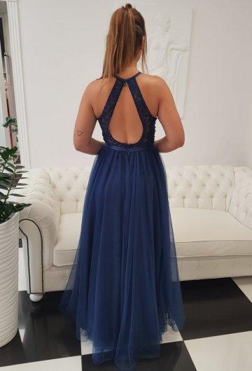 Sukienka Mia Granatowa 6