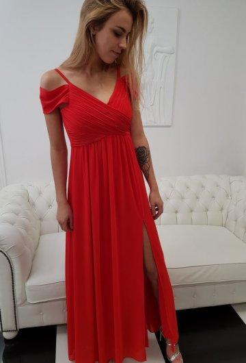 Sukienka Dolores Czerwień 2