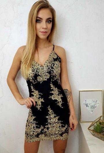 Sukienka Sublime Czarna 2
