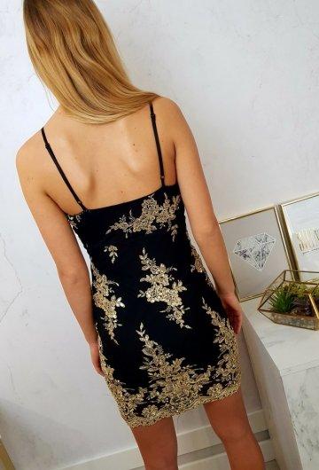 Sukienka Sublime Czarna 5