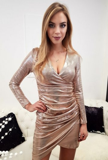 Sukienka New Year 1