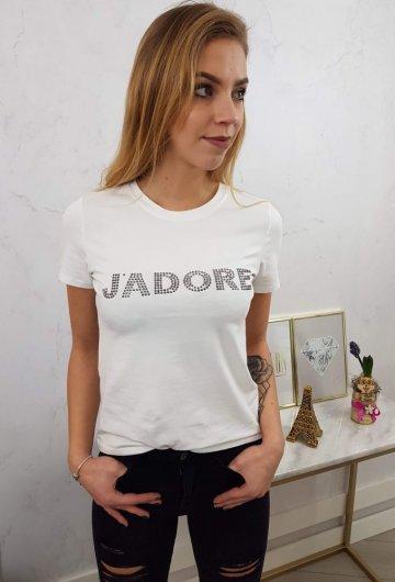 Bluzka Jadore Ecru