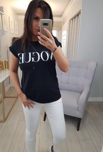 Bluzka Vogue Black 2