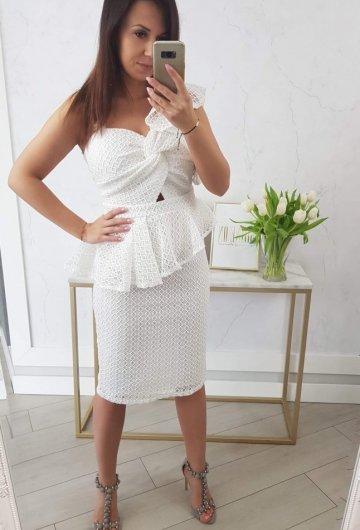 Sukienka Baskinka 1