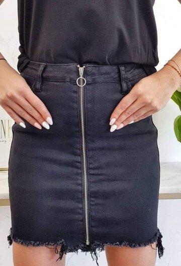 Spódniczka Zip