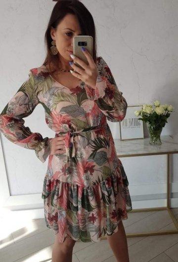 Sukienka Tropicana