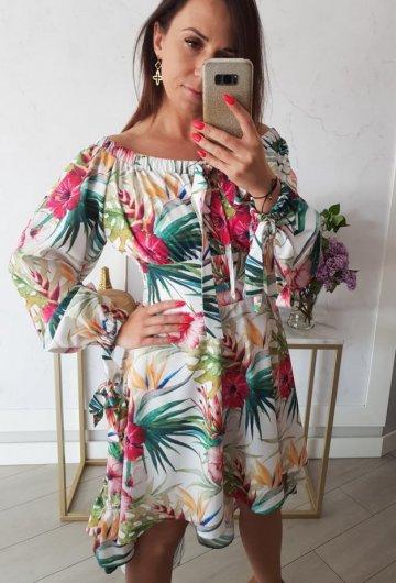 Sukienka Hawai