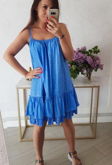 Sukienka Summer Niebieska 2