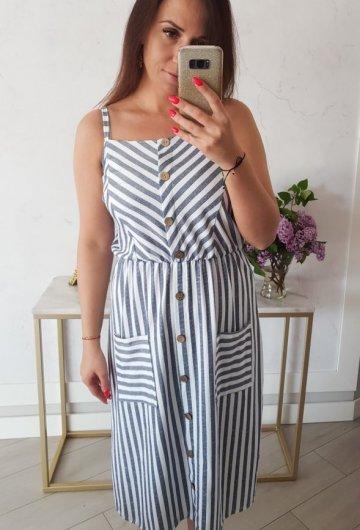 Sukienka Stripes