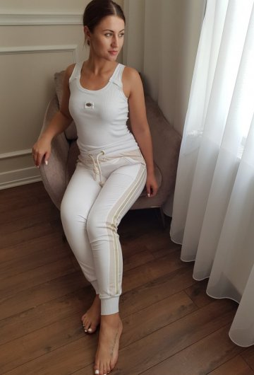 Spodnie By o la la
