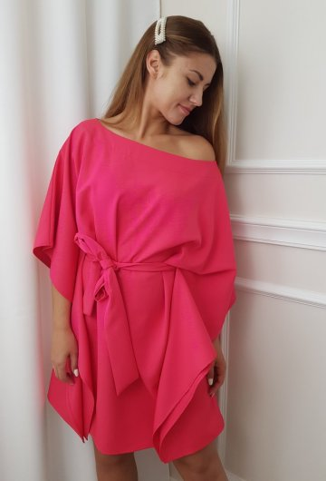 Sukienka Kimono Koral 2