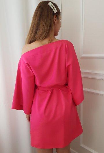Sukienka Kimono Koral 3