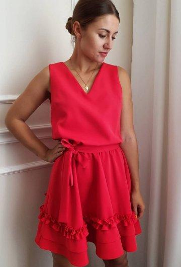 Sukienka Blanca Koral