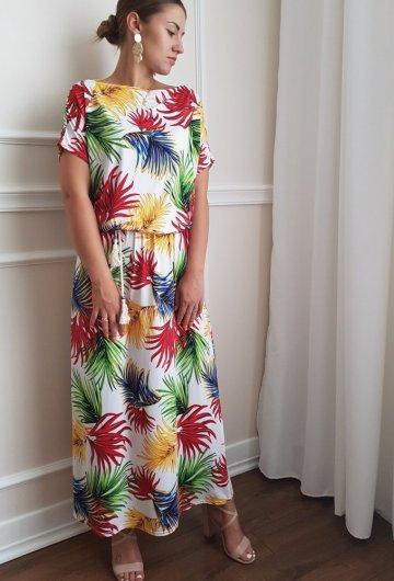 Sukienka Escandelle z rękawem