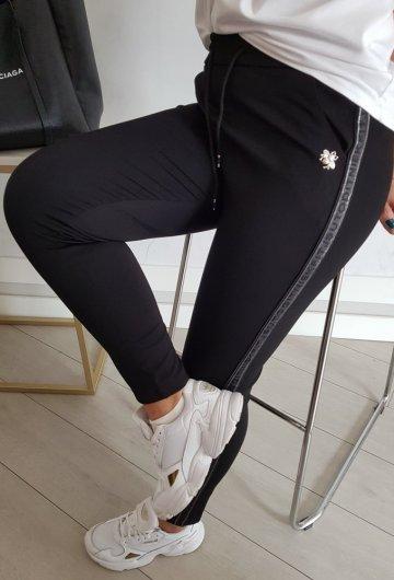 Spodnie Lampas Literki 1