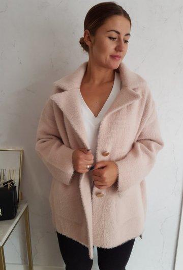 Płaszcz Alpaka Pocket