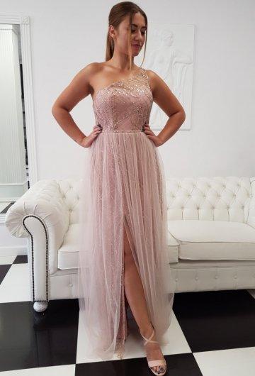 Sukienka Na Jedno Ramie 5