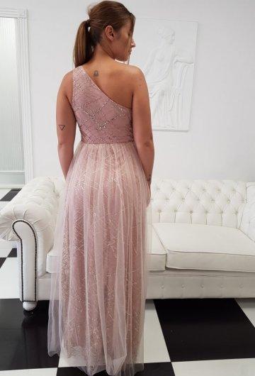 Sukienka Na Jedno Ramie 7