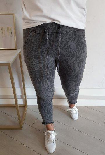 Spodnie Grafitowe Pantera 7
