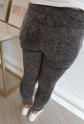 Spodnie Grafitowe Pantera 8
