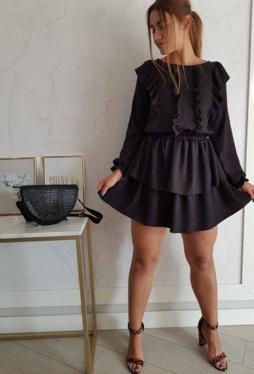 Sukienka Mia II Czarna 1
