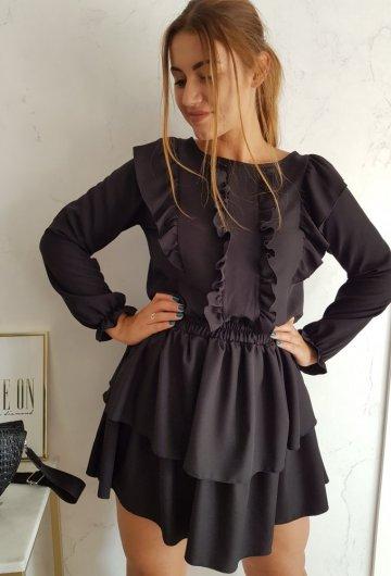 Sukienka Mia II Czarna 3