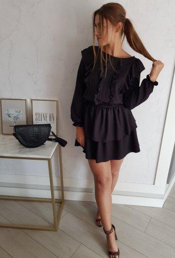 Sukienka Mia II Czarna 4