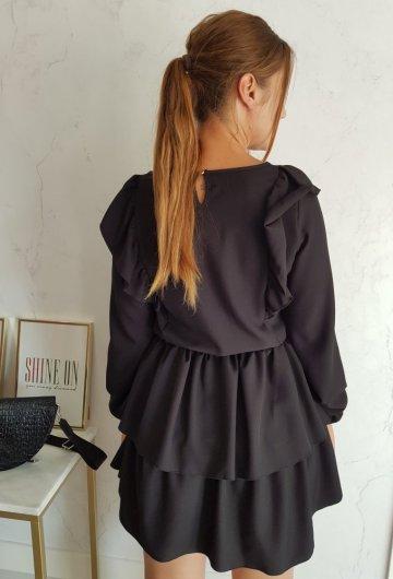 Sukienka Mia II Czarna 5