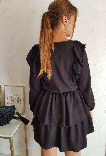 Sukienka Mia II Czarna 6