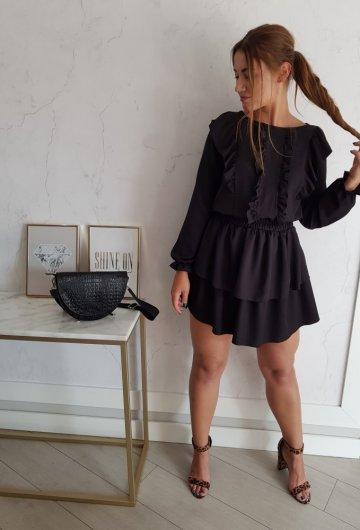Sukienka Mia II Czarna 7