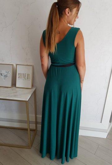 Sukienka Salma Zielona 7