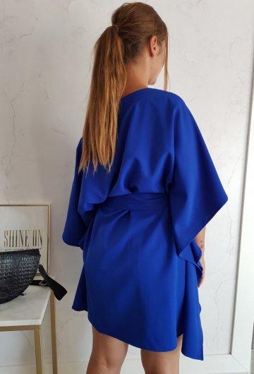 Sukienka Kimono Szafir 3