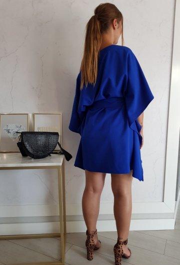Sukienka Kimono Szafir 4