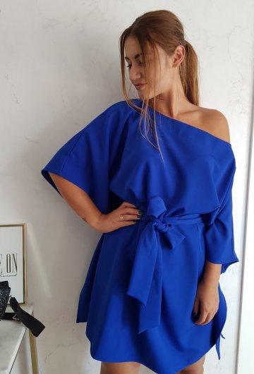 Sukienka Kimono Szafir 6