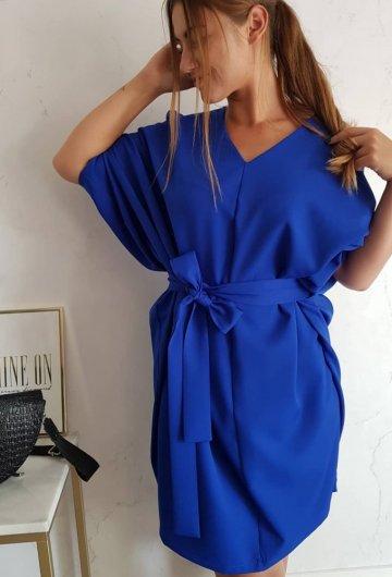 Sukienka Kimono V szafir