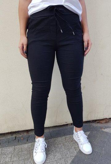 Spodnie Basic Czarne