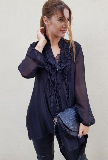 Bluzka Trendy Czarna