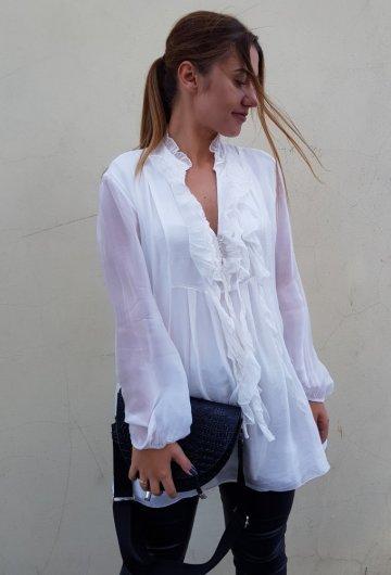 Bluzka Trendy Biała