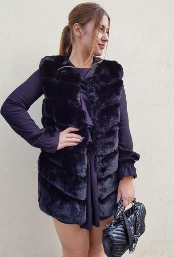 Kamizelka Fur 4