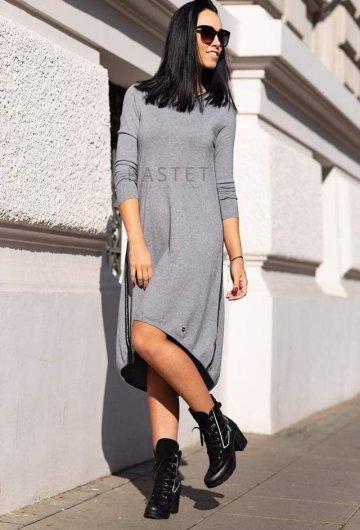 Sukienka Bastet Szara