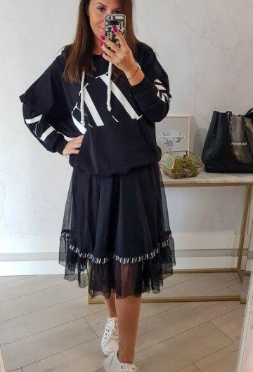 Spódnica VL Czarna